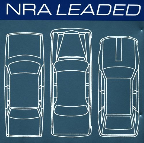 Original album cover of Leaded by NRA