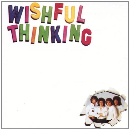 CD-Cover: Wishful Thinking - Wishful Thinking