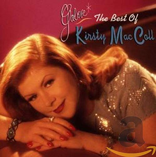 CD-Cover: Kirsty MacColl - Galore: Best Of Kirsty