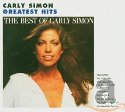 Carly Simon - Best Of Carly Simon - Volume 1 - Lyrics2You