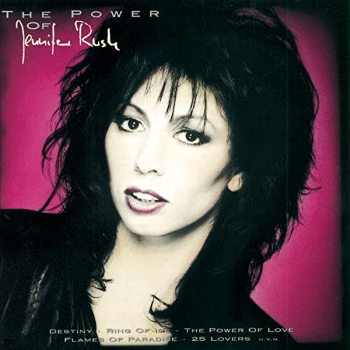 Power of Jennifer Rush