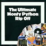 Album cover for The Ultimate Monty Python Rip Off