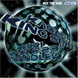 Capa de Mix the Vibe: Kaoz on King St.