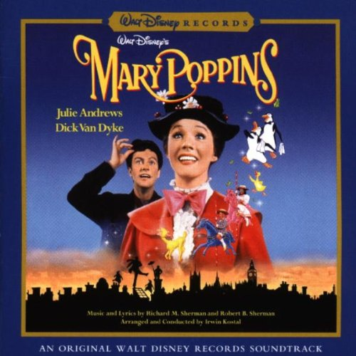 mary poppins soundtrack fun music information facts