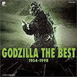 GODZILLA THE BEST 1954-1998