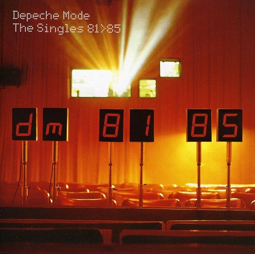 Depeche Mode - The Singles - 81-85 - Zortam Music