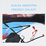 Cubierta del álbum de Friendly Galaxy