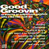 Pochette de l'album pour Good Groovin' Grandmaster Issue 1