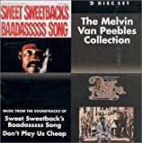 Capa do álbum Sweet Sweetback's Baadasssss Song / Don't Play Us Cheap [2 on