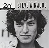 Copertina di album per The Best of Steve Winwood - 20th Century Masters - The Millennium Collection