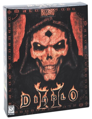 B00002CF9M - Diablo 2 - Other products by Blizzard Entertainment - Platform:   Windows 95 / 98 / NT / 2000 / Me