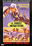 The Three Musketeers [Serial] - movie DVD cover picture