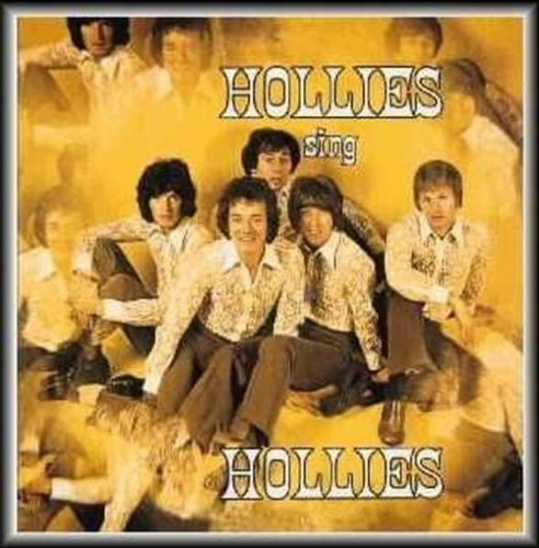 Original album cover of Sing Hollies by Hollies