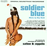 Cubierta del álbum de Soldier Blue/Catlow/Zepplin