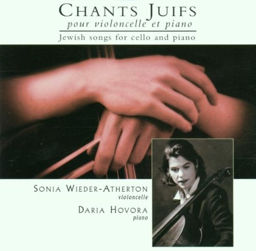 Chants Juifs, Sonia Wieder-Atherton