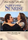 Before Sunrise - movie DVD cover picture