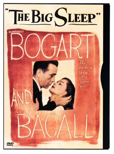 Cover of The Big Sleep DVD