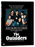 The Outsiders - movie DVD cover picture