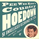 Album cover for Pee Wee King's Country Hoedown