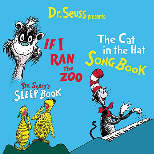 The Cat In The Hat Songbook/If I Ran The Zoo/Dr. Seuss Sleepbook