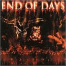 Capa de End of Days