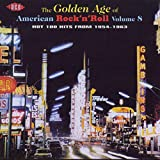 Cover de The Golden Age of American Rock 'n' Roll, Volume 2