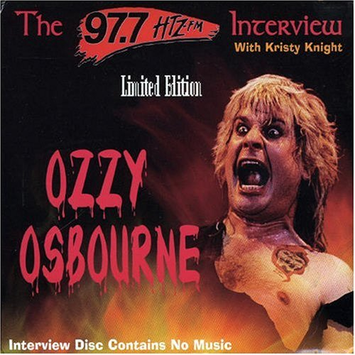 97.7 HTZ-FM Interview. Cover 97.7 HTZ-FM Interview click the image to get it in cd-cover size . Ozzy Osbourne - 97.7 HTZ-FM Interview LYRICS