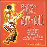 Various Artists - Karaoke From the King of Rock