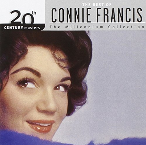 Connie Francis - The Golden years of the 50