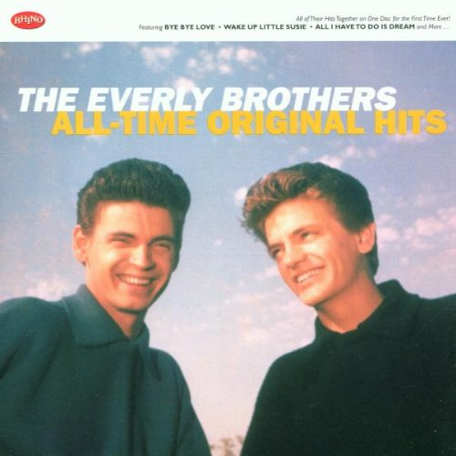 CD-Cover: The Everly Brothers - All-Time Original Hits