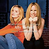 album art to Heart and Soul: New Songs from Ally McBeal