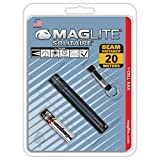 Mag Instrument K3A016Black Mag-Lite AAA Solitaire Flashlight