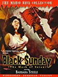 Black Sunday (aka The Mask of Satan) - movie DVD cover picture