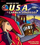 Where in the World is Carmen Sandiego? by The Learning Company