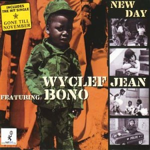 Wyclef Jean & Bono - New Day CD Single