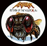 Copertina di album per Return of the Killer A's: The Best of Anthrax