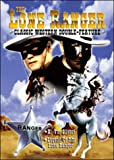 The Lone Ranger Classic Western Double Feature - Hi-Yo, Silver! / Legend of the Lone Ranger - movie DVD cover picture