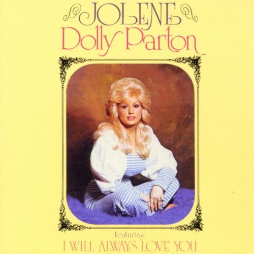 CD-Cover: Dolly Parton - Jolene