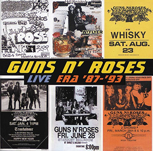 B00003003R09LZZZZZZZ - Guns 'N Roses - Discography (6 Albums)