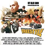 Cubierta del álbum de Operation Freestyle