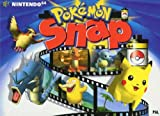 Pokemon Snap (1999) (Video Game)