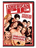 American Pie (Widescreen Unrated Collector's Edition) - movie DVD cover picture