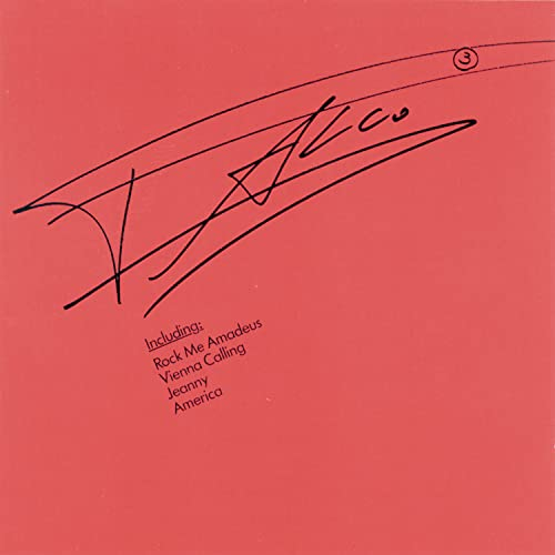 CD-Cover: Falco - Falco III