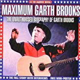 Pochette de l'album pour Maximum Audio Biography: Garth Brooks