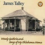 Pochette de l'album pour Woody Guthrie and Songs of My Oklahoma Home