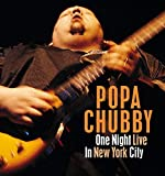 Capa do álbum One Night Live in New York City