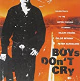 Capa de Boys Don't Cry