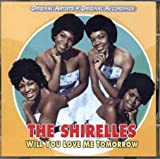 Skivomslag för The Shirelles: Anthology: Will You Love Me Tomorrow? (disc 2)