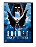 Batman - Mask of the Phantasm - movie DVD cover picture