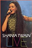 Shania Twain - Live - movie DVD cover picture